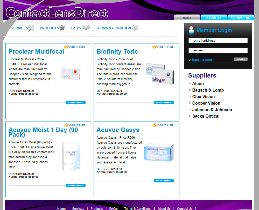 contact lens direct - web (dynamic)